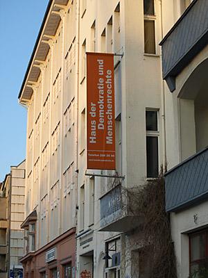 Eingangsbereich Büro Moskau